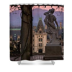 Statue Of Diana Shower Curtain