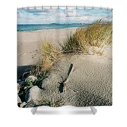 Stavanger Shore Shower Curtain