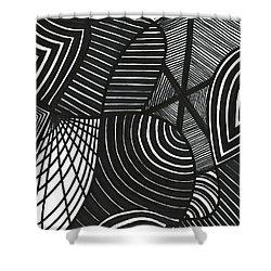Stealth Shower Curtain