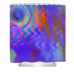 Steam Shower Curtain