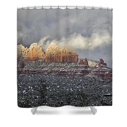 Steamboat Shower Curtain