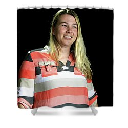 Stephanie Williams 2 Shower Curtain