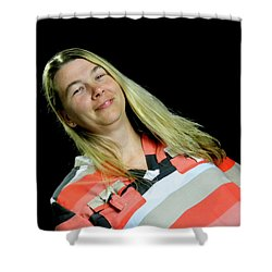 Stephanie Williams  Shower Curtain