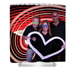 Sterling Event Center Grand Opening Shower Curtain