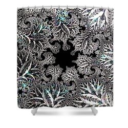 Sterling Forest Shower Curtain