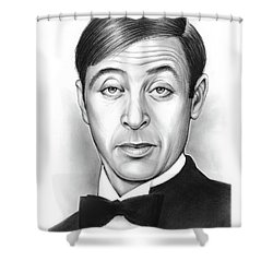 Steve Franken Shower Curtain