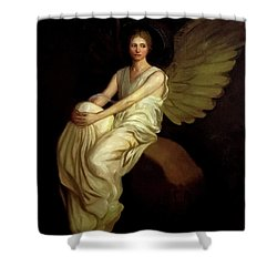 Stevenson Memorial Shower Curtain