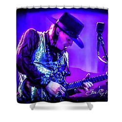 Stevie Ray Vaughan - Tightrope Shower Curtain