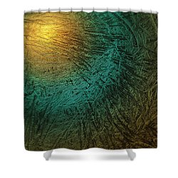 Stiff Breeze Shower Curtain