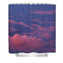 Still Shower Curtain