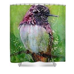 Still For A Moment II Shower Curtain by Carol Losinski Naylor