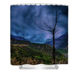 Still I Rise Shower Curtain