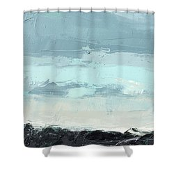 Still. In The Midst Shower Curtain