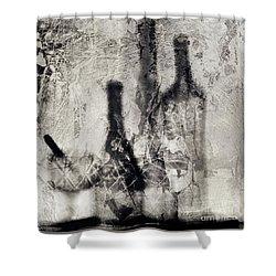 Still Life #384280 Shower Curtain by Andrey Godyaykin