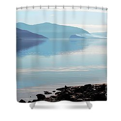 Shower Curtain featuring the photograph Still by Victor K