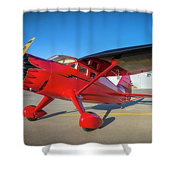 Stinson Reliant Rc Model 03 Shower Curtain