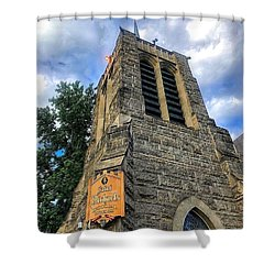 St.michael's Episcopal Cathedral Shower Curtain
