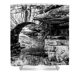 Stone Arch Shower Curtain by Wade Courtney