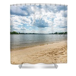 Shower Curtain featuring the photograph Stoney Creek by Charles Kraus