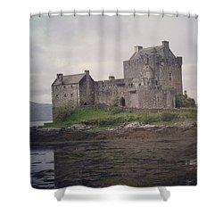 Eileen Donan Castle Shower Curtain