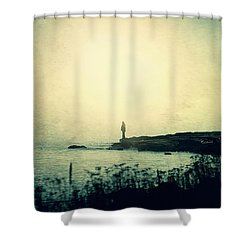 Stories From The Sea Shower Curtain