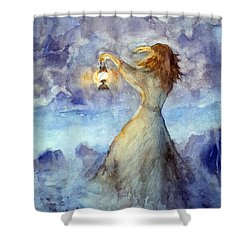 Storm... Shower Curtain