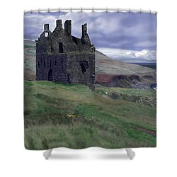 Stormbringer Shower Curtain