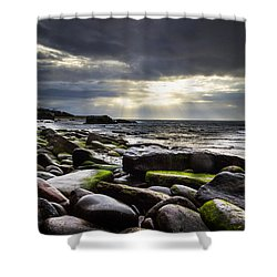 Storm's End Shower Curtain