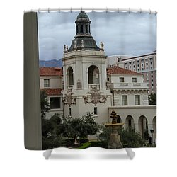 Shower Curtain featuring the photograph Stormy Day by Robert Hebert