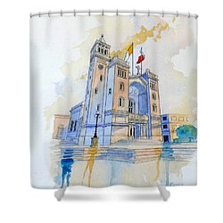 St.peter In Chains II Shower Curtain