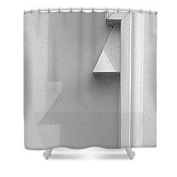 St.petersburg  #7915 Shower Curtain by Andrey Godyaykin