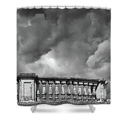 St.petersburg  #9704 Shower Curtain