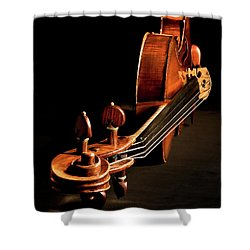 Stradivarius From The Top Shower Curtain