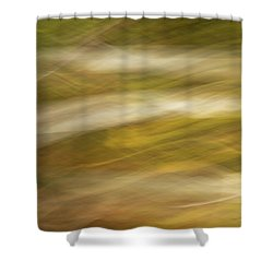 Streaks Of Color H Shower Curtain