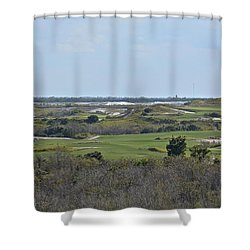Streamsong Golf Course Shower Curtain