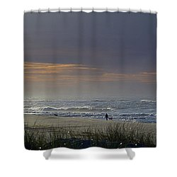Stroll I I I  Shower Curtain by  Newwwman