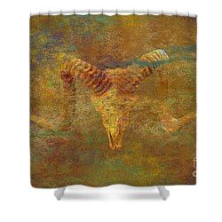 Strong Medicine Shower Curtain