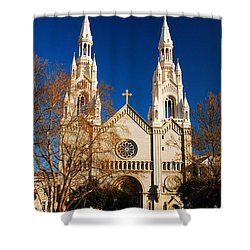 Sts Peter And Paul Shower Curtain