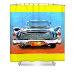 Stude' Shower Curtain