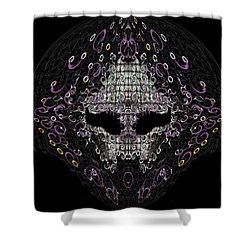 Student Shower Curtain