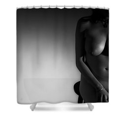 Studio Nude  Shower Curtain