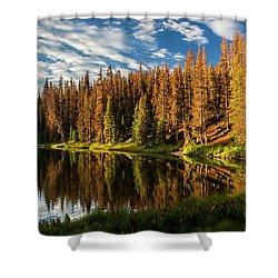 Stunning Sunrise Shower Curtain