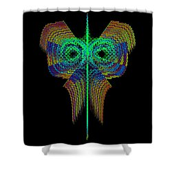 Stworabled Shower Curtain
