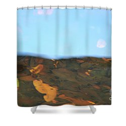 Shower Curtain featuring the photograph Sub Tierra by Brian Boyle