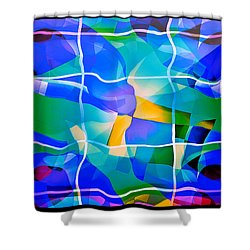 Shower Curtain featuring the photograph Sublime Distortion II by Aurelio Zucco