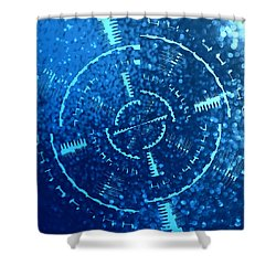 Submerged Shower Curtain