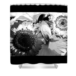 Shower Curtain featuring the photograph Subterranean Memories - Stirrings by Lenore Senior
