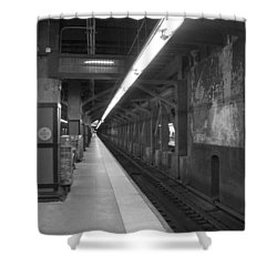 Subway At Grand Central Shower Curtain