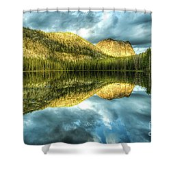 Sugar Loaf Shower Curtain