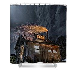Sugarhouse 2017 Shower Curtain